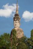 диаграмма камень Азии буддийская Стоковая Фотография RF