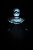 Диаграмма куклы ребенка преследующего Стоковые Фотографии RF