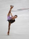диаграмма окончательный грандиозный кататься на коньках prix isu Стоковое Изображение RF