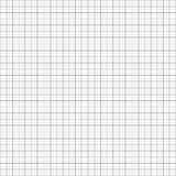 Диаграмма, предпосылка миллиметра бумажная Пустая решетка, предпосылка сетки Стоковая Фотография