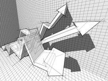 диаграмма стрелки бесплатная иллюстрация