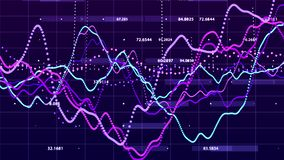 Диаграмма фондовой биржи r E r иллюстрация штока