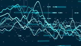 Диаграмма фондовой биржи r E r бесплатная иллюстрация