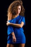 диаграмма худенький детеныш женщины Стоковое фото RF