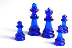 диаграмма шахмат Стоковое Фото