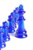 диаграмма шахмат Стоковая Фотография