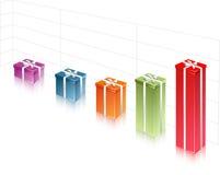 диаграмма Стоковые Изображения RF