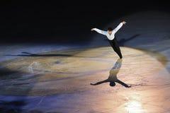 диаграмма 2011 чашки фарфора грандиозный кататься на коньках prix isu Стоковое Изображение RF