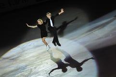 диаграмма 2011 чашки фарфора грандиозный кататься на коньках prix isu Стоковое Изображение