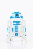 Диаграмма R2 D2 резиновая мини от Звездных войн Стоковые Изображения RF