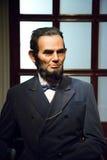 Диаграммы воска Авраама Линкольна Стоковое Изображение RF