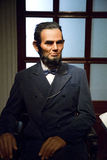 Диаграммы воска Авраама Линкольна Стоковая Фотография RF
