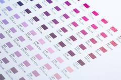 Диаграммы цвета Стоковое Изображение RF