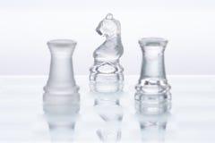 Диаграммы шахмат Стоковая Фотография