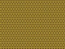 Диаманты золота Стоковое Изображение RF