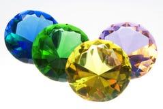 диаманты навсегда Стоковая Фотография RF