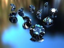 диаманты Стоковые Изображения RF