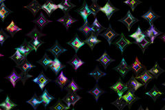 диаманты ii светя Стоковое фото RF
