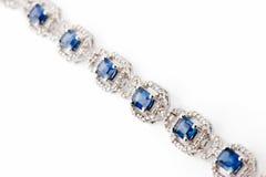 диамант браслета Стоковые Фотографии RF