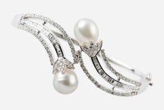 диамант браслета Стоковое Фото