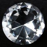 диамант крупного плана Стоковое Изображение RF