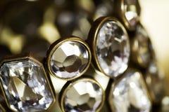диамант bangle Стоковое Фото