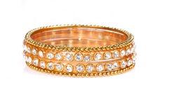 диамант bangles Стоковая Фотография