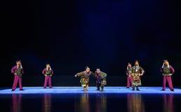 """Диаметрально  teenager†Пекина Opera""""Yue сопротивлять-детей Стоковое Изображение"""