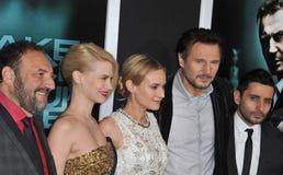 Диана Kruger, Jones -го январь, collet-Serra Jaume, серебр Джоэл, Liam Neeson Стоковые Изображения
