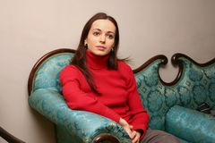Диана Vishneva стоковое фото