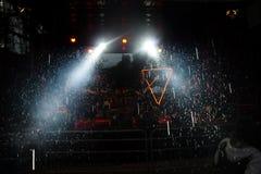 Диапазон концерта Стоковое фото RF