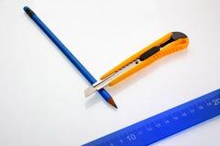 диез карандаша Стоковое Изображение