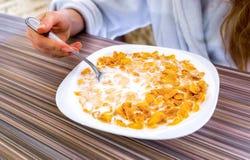 Диетическая еда для потери веса Стоковое Изображение