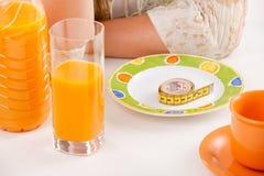 диетпитание завтрака Стоковое фото RF