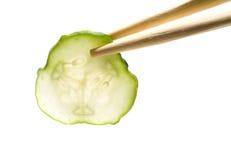 диетпитание отрезает овощи Стоковое Изображение