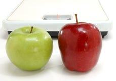 диетпитание яблока Стоковое Изображение RF