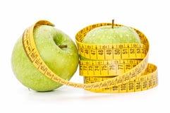 диетпитание яблок Стоковое фото RF