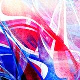 Дизайна супер конспекта акварель ярко пестротканая волнистая бесплатная иллюстрация