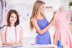 Дизайнерская одежда Стоковое Фото