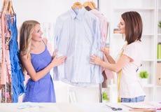 Дизайнерская одежда Стоковые Фото