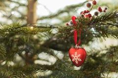 Дизайнерская предпосылка рождественской открытки Стоковое Изображение RF