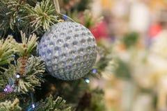 Дизайнерская предпосылка рождественской открытки Стоковые Изображения