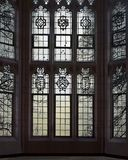 Дизайнерская сцена окна Стоковое Изображение RF