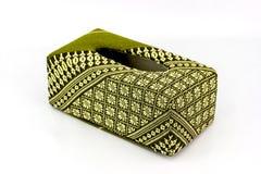 Дизайны коробки ткани. Стоковое фото RF