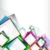 Дизайн абстрактного вектора элегантный Стоковая Фотография RF