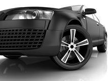 Дизайн автомобиля Стоковое Фото