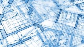 Дизайн архитектуры: план светокопии