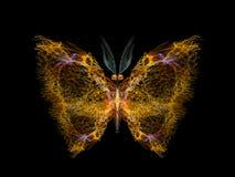 Дизайн бабочки Стоковое Изображение