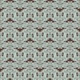 Дизайн безшовной картины штофа затейливый Стоковые Фотографии RF