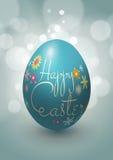 Дизайн вектора пасхального яйца Стоковая Фотография